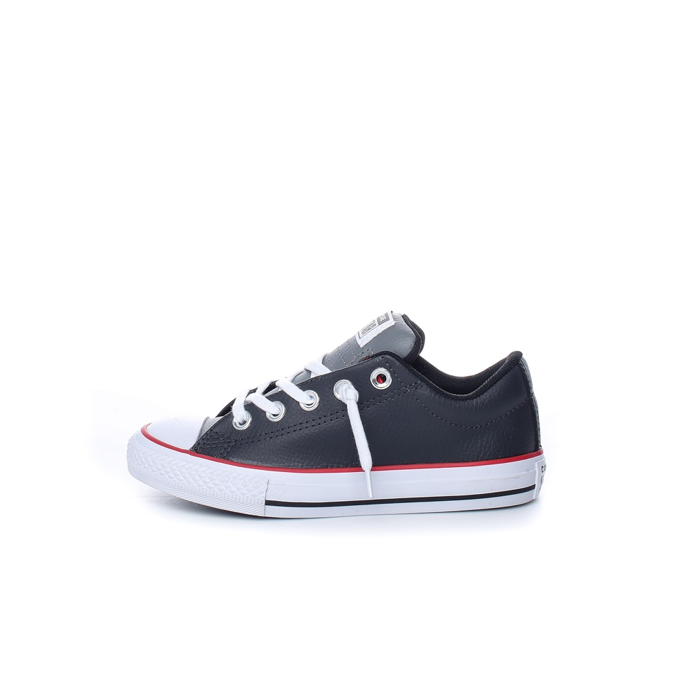 CONVERSE – Παιδικά sneakers CHUCK TAYLOR ALL STAR STREET μαύρα