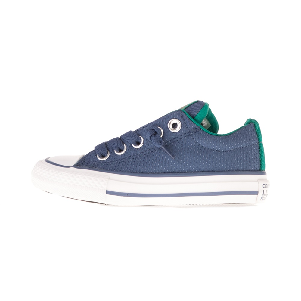 CONVERSE – Παιδικά sneakers CONVERSE CHUCK TAYLOR ALL STAR STREET μπλε