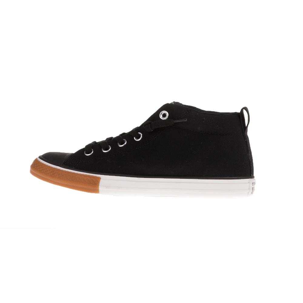 CONVERSE – Παιδικά παπούτσια CONVERSE CHUCK TAYLOR ALL STAR STREET μαύρα