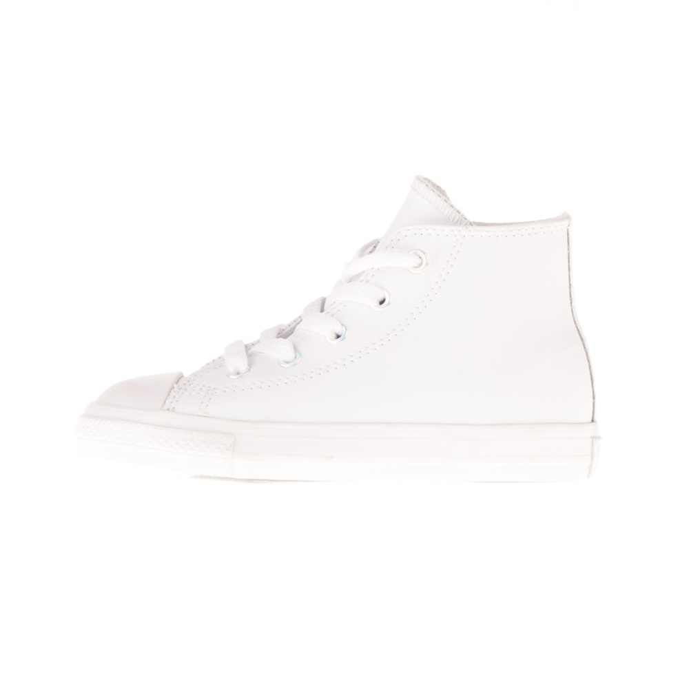 CONVERSE – Παιδικά μποτάκια CONVERSE CHUCK TAYLOR ALL STAR λευκά