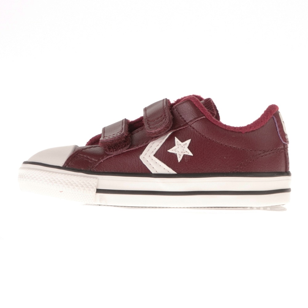 CONVERSE – Βρεφικά sneakers CONVERSE STAR PLAYER 2V μπορντό