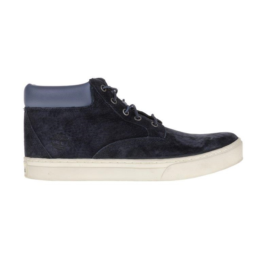TIMBERLAND - Ανδρικά μποτάκια TIMBERLAND DAUSET CHUKKA μπλε ανδρικά παπούτσια μπότες μποτάκια μποτάκια