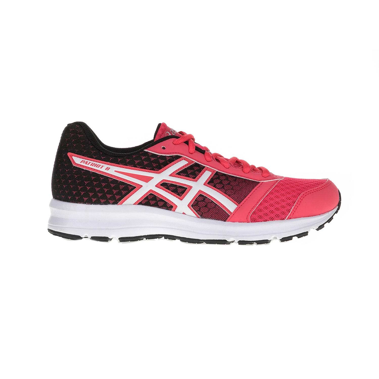 ASICS - Γυναικεία αθλητικά παπούτσια ASICS PATRIOT 8 κόκκινα-μαύρα γυναικεία παπούτσια αθλητικά running