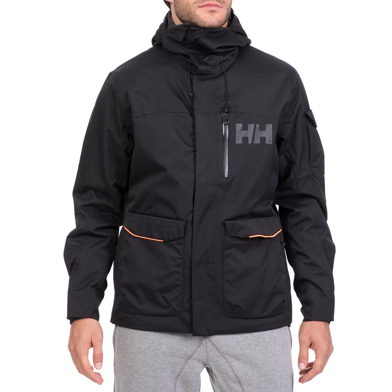 HELLY HANSEN - Ανδρικό μπουφάν για σκι FERNIE 2.0 μαύρο ανδρικά ρούχα πανωφόρια μπουφάν