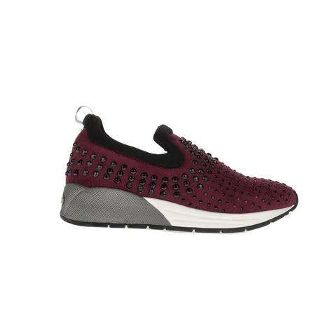 Γυναικεία sneakers REPLAY μπορντό (1652908.0-0236)  ef600d6ba93