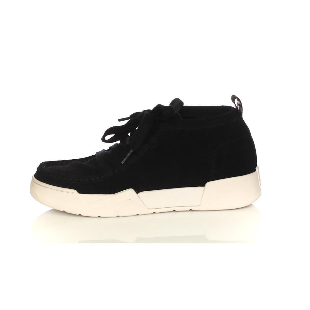 G-STAR RAW – Ανδρικά sneakers G-STAR RAW RACKAM WALLABEE μαύρα