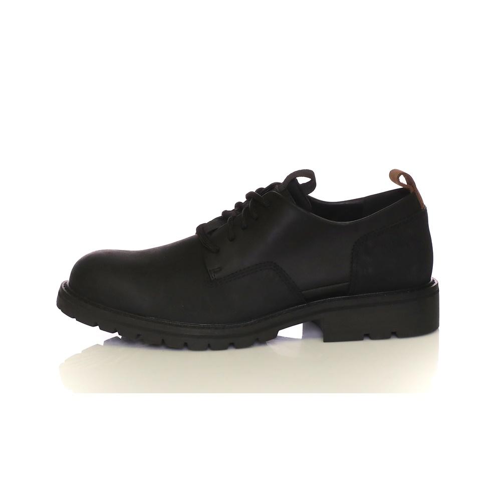 G-STAR RAW – Ανδρικά παπούτσια G-STAR RAW CORE DERBY II μαύρα