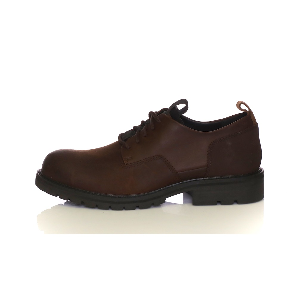 G-STAR – Ανδρικά παπούτσια CORE DERBY II καφέ