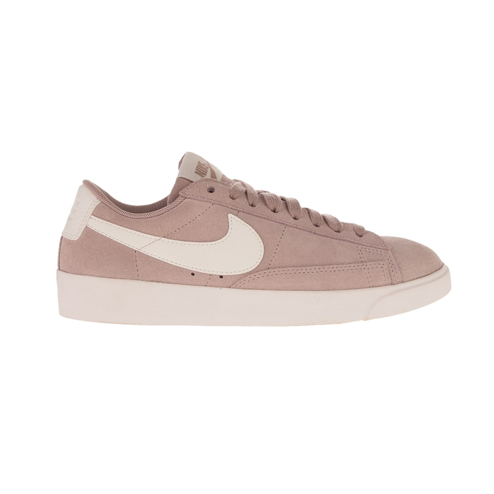 NIKE – Γυναικεία sneakers NIKE BLAZER LOW SD μπεζ