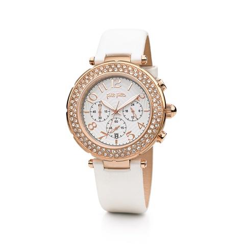 773197ef68 Γυναικείο ρολόι Folli Follie BEAUTIME λευκό (1654147.0-0091 ...
