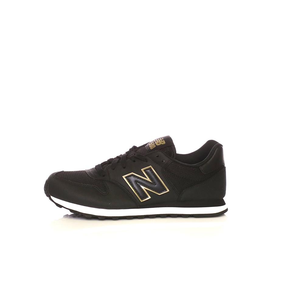 NEW BALANCE – Unisex sneakers NEW BALANCE CLASSICS μαύρα χρυσά