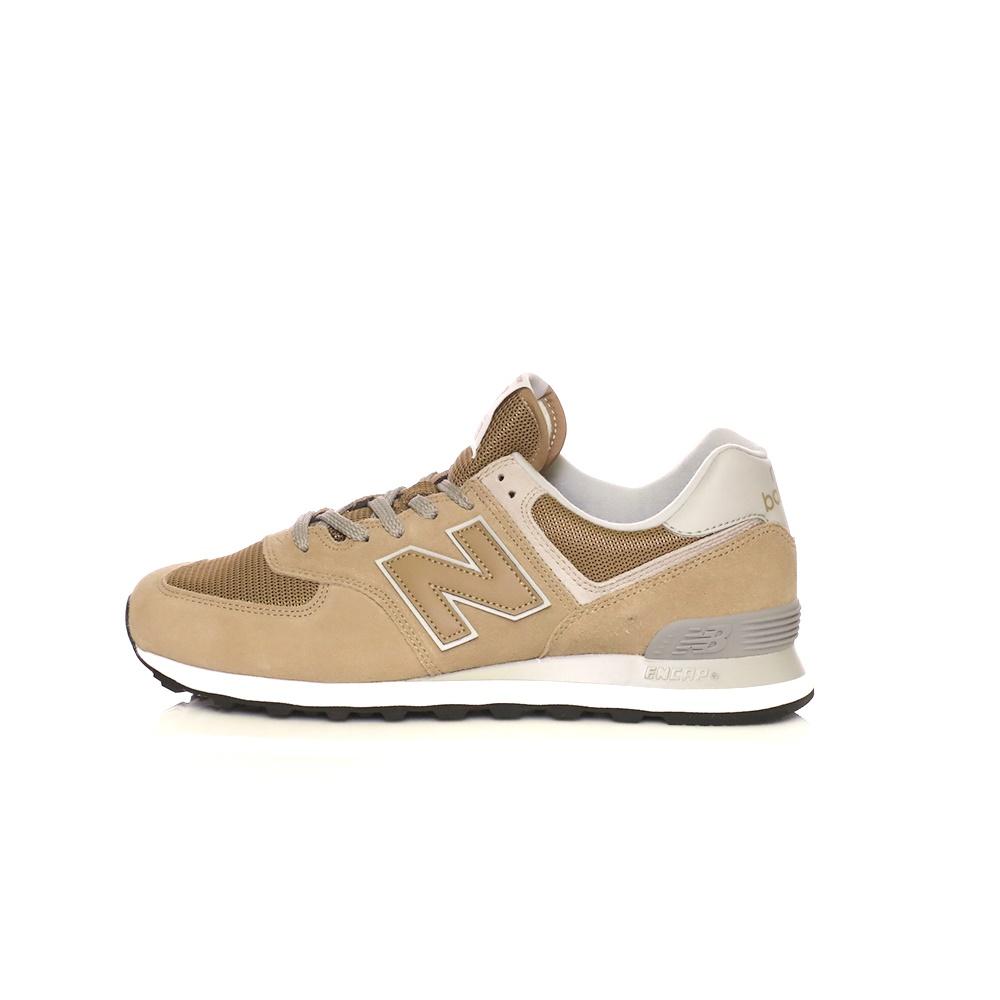 NEW BALANCE – Ανδρικά παπούτσια ML574EBE NEW BALANCE καφέ