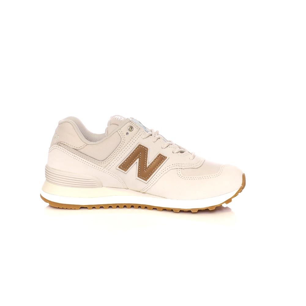 NEW BALANCE – Γυναικεία sneakers NEW BALANCE 574 εκρού