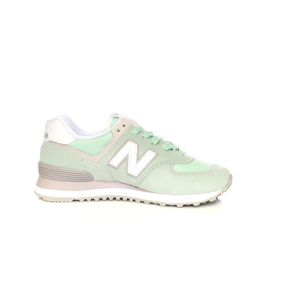 NEW BALANCE – Γυναικεία sneakers NEW BALANCE 574 λαχανί
