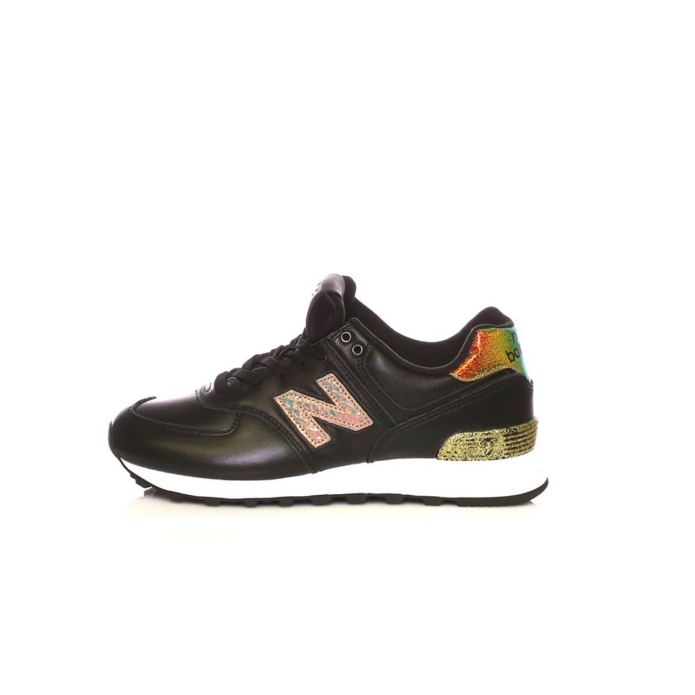 NEW BALANCE – Γυναικεία παπούτσια NEW BALANCE WL574NRH μαύρα
