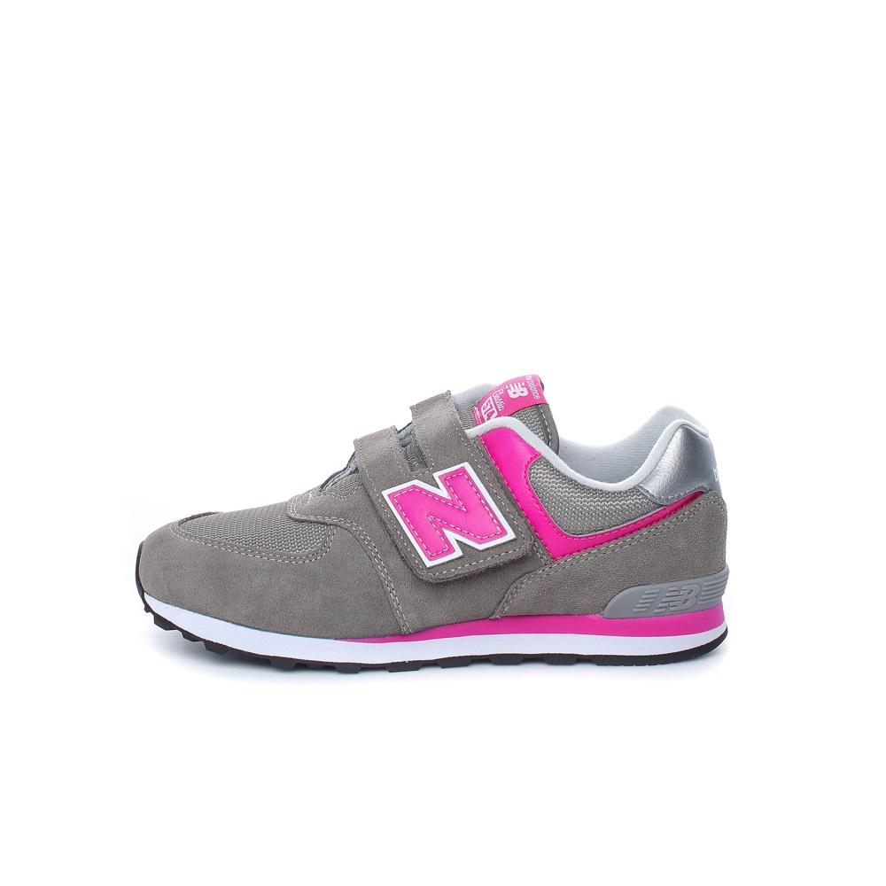 NEW BALANCE – Παιδικά sneakers New Balance σκούρο γκρι