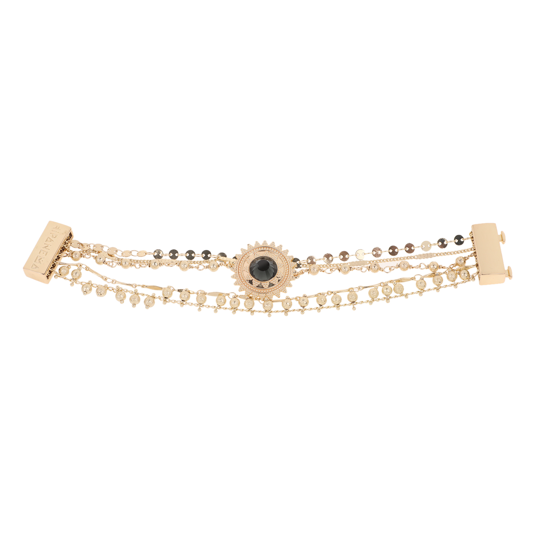 HIPANEMA - Γυναικείο βραχιόλι HIPANEMA χρυσό γυναικεία αξεσουάρ κοσμήματα βραχιόλια