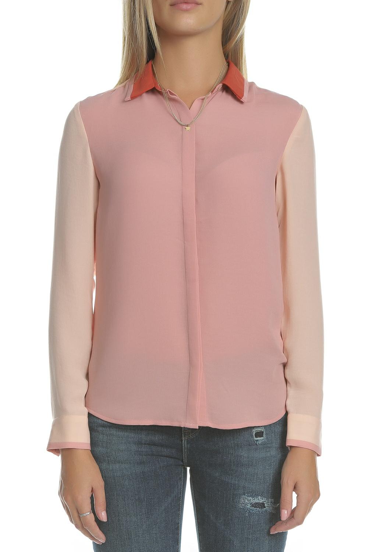 SCOTCH & SODA - Γυναικείο μακρυμάνικο πουκάμισο SCOTCH & SOD...
