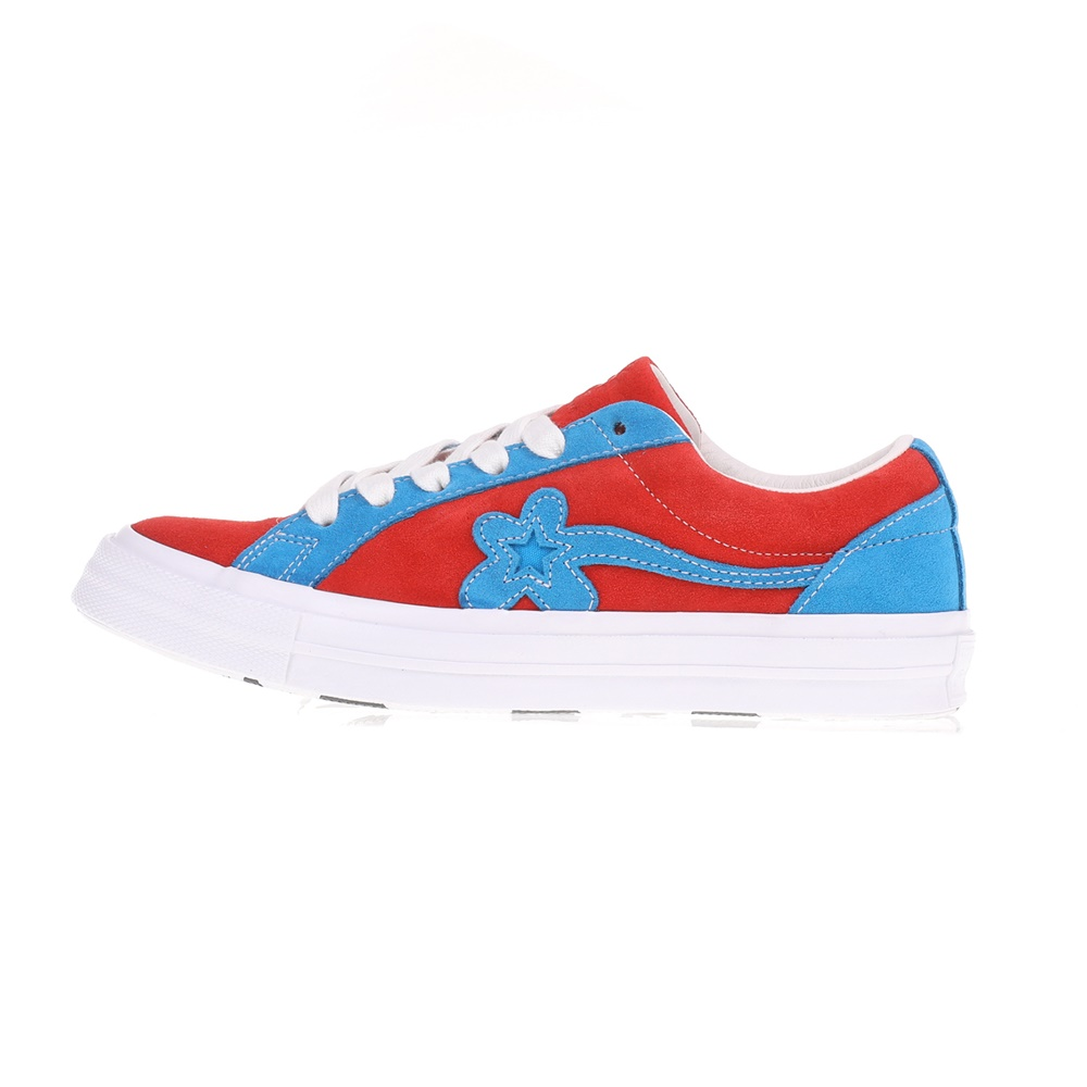 CONVERSE – Unisex sneakers CONVERSE One Star Golf Le Fleur κόκκινα