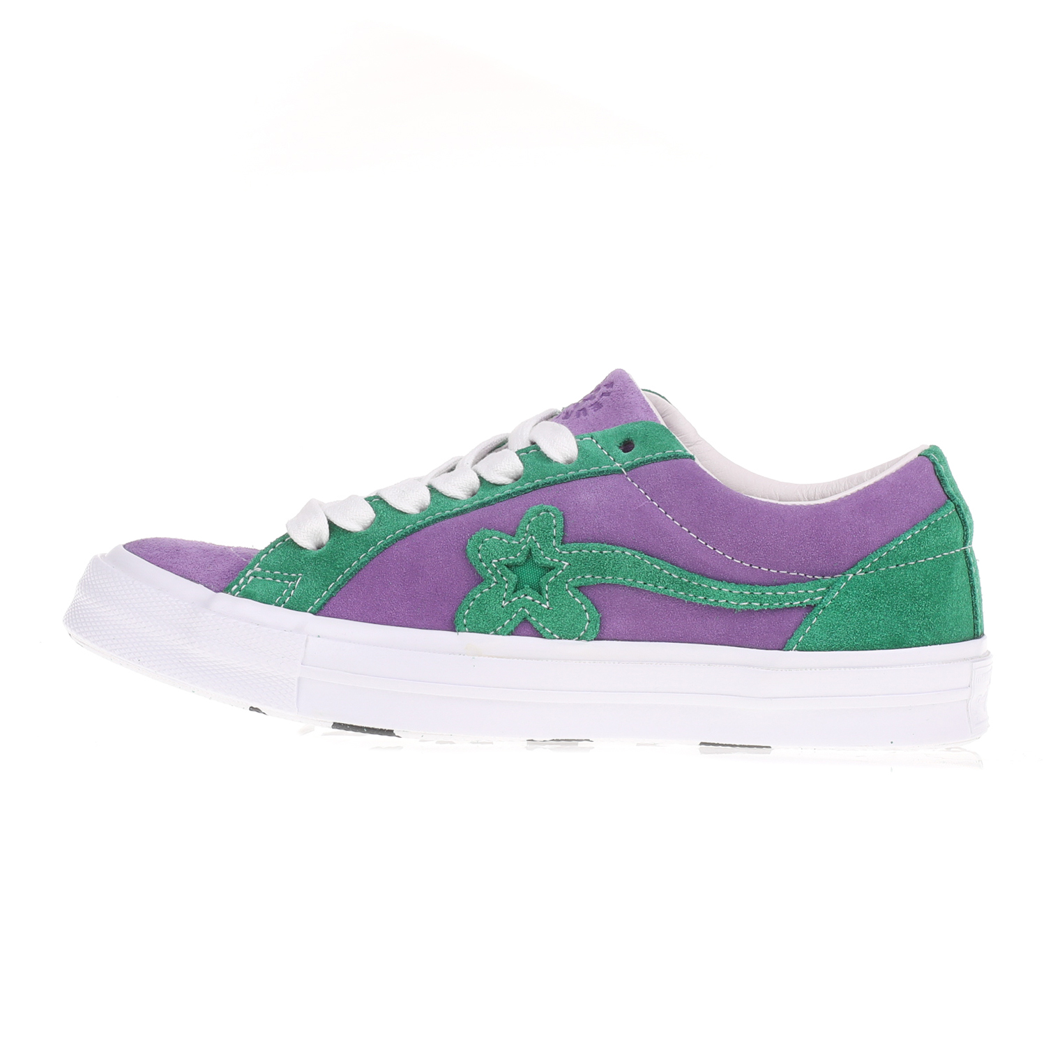 CONVERSE – Unisex sneakers CONVERSE One Star Golf Le Fleur μοβ