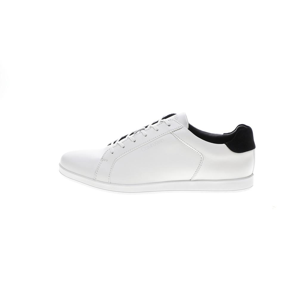 CALVIN KLEIN JEANS – Ανδρικά sneakers CALVIN KLEIN JEANS MAINE 2 λευκά