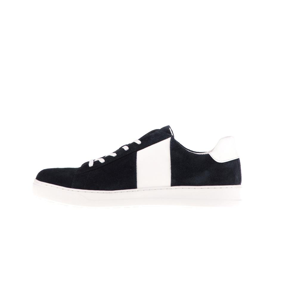 CALVIN KLEIN JEANS – Ανδρικά παπούτσια CALVIN KLEIN JEANS SAMMY 2 μπλε-λευκά