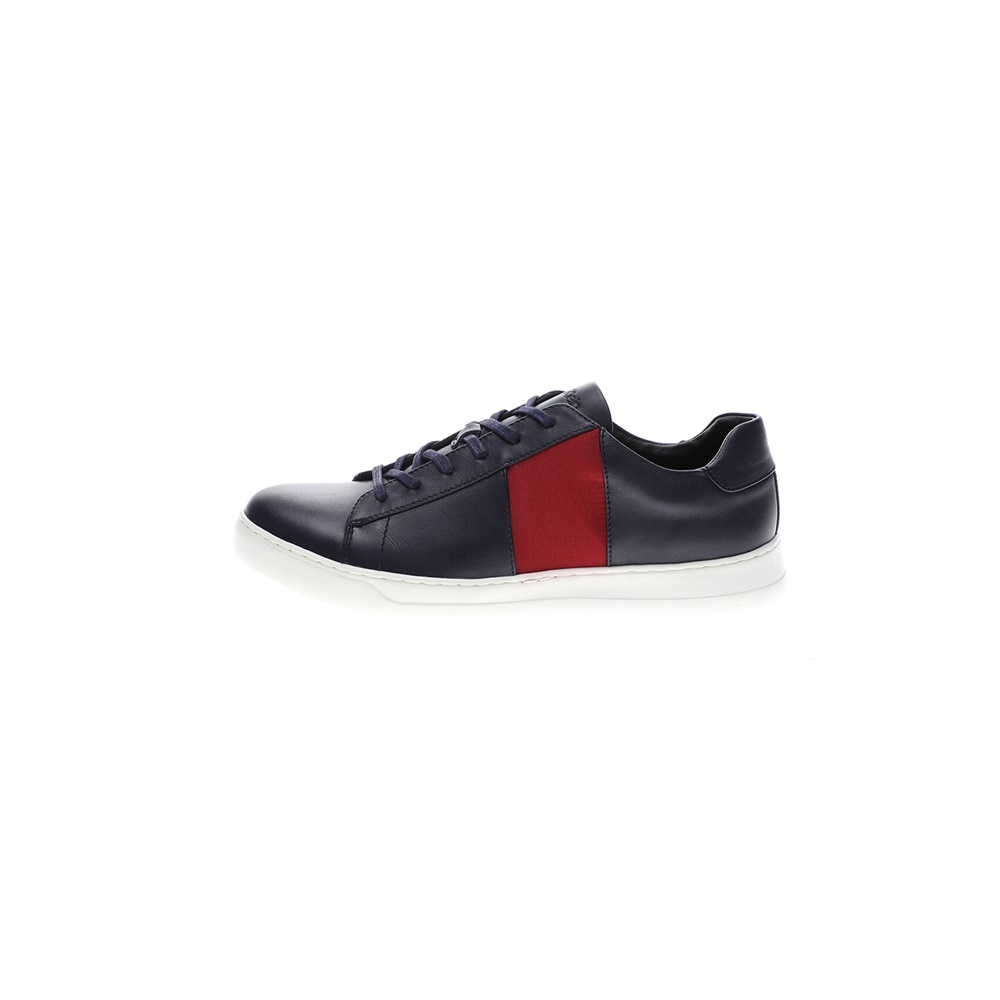CALVIN KLEIN JEANS – Ανδρικά sneakers CALVIN KLEIN JEANS SAMMY 2 μαύρα κόκκινα