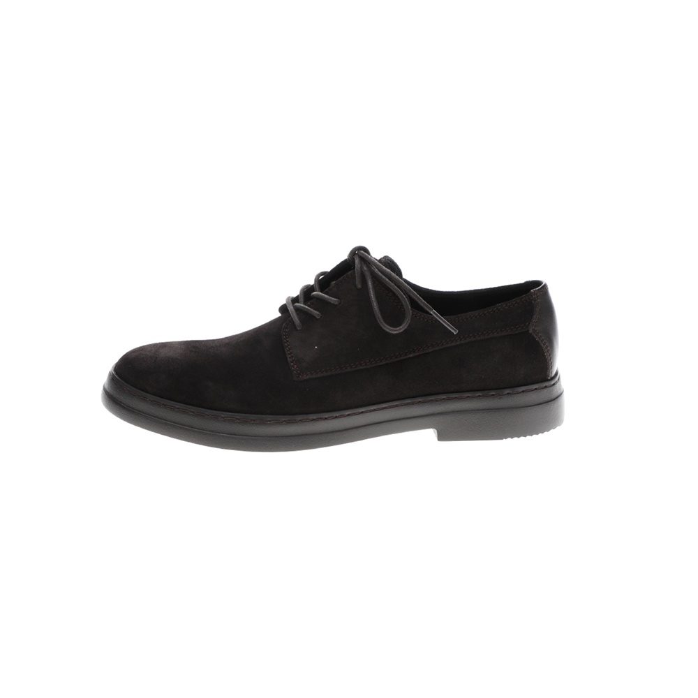 CALVIN KLEIN JEANS – Ανδρικά δετά παπούτσια CALVIN KLEIN JEANS RENO μαύρα