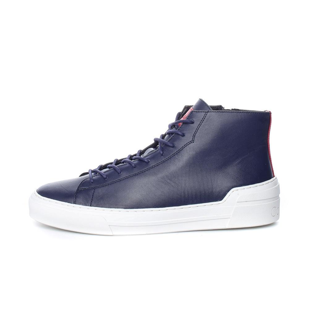 CALVIN KLEIN JEANS – Ανδρικά sneakers CALVIN KLEIN JEANS OKEY μπλε