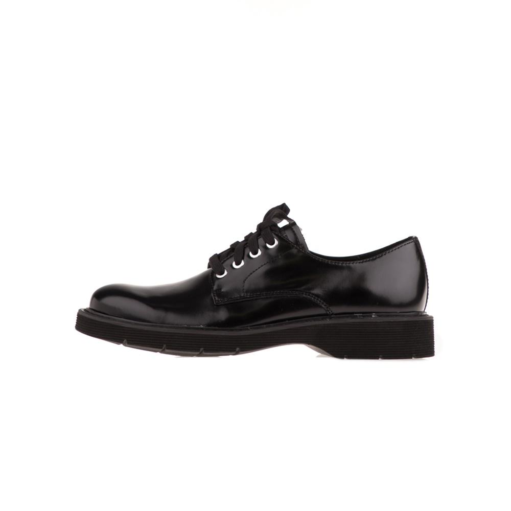 CALVIN KLEIN JEANS – Ανδρικά παπούτσια CALVIN KLEIN JEANS ACE μαύρα