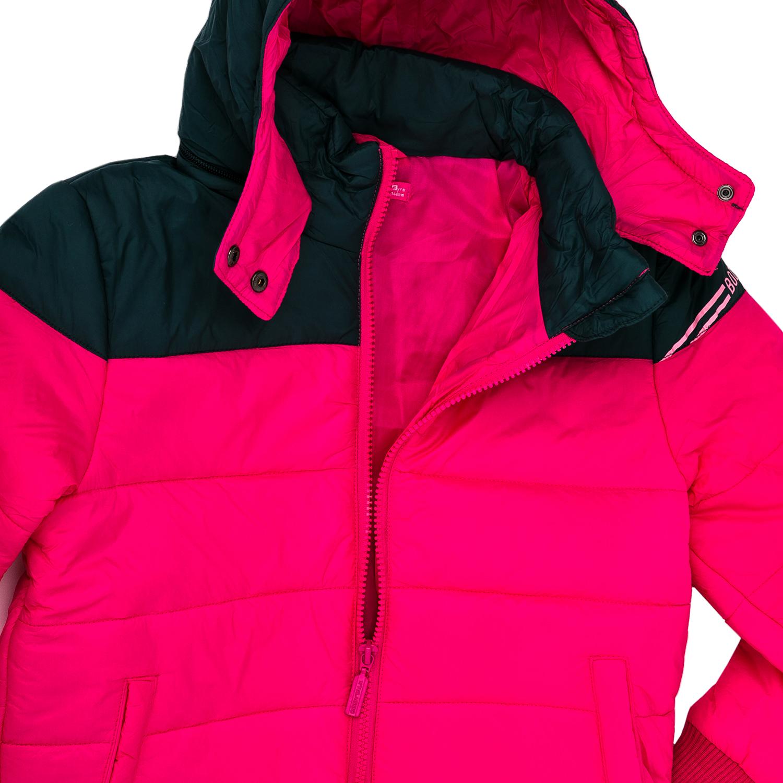 bb20b03157d BODYTALK - Παιδικό μπουφάν Bodytalk ροζ - μαύρο, ΠΑΙΔΙ | ΡΟΥΧΑ | ΠΑΝΩΦΟΡΙΑ