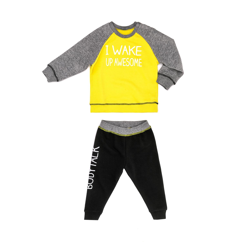 BODYTALK - Παιδικό σετ Bodytalk φόρμα και μπλούζα