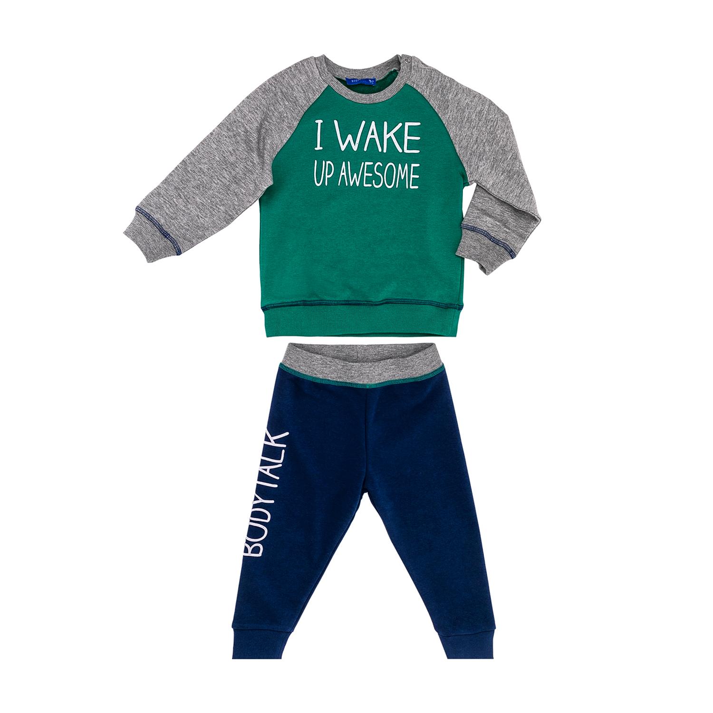 BODYTALK - Παιδικό σετ Bodytalk φόρμα και μπλούζα παιδικά boys ρούχα αθλητικά