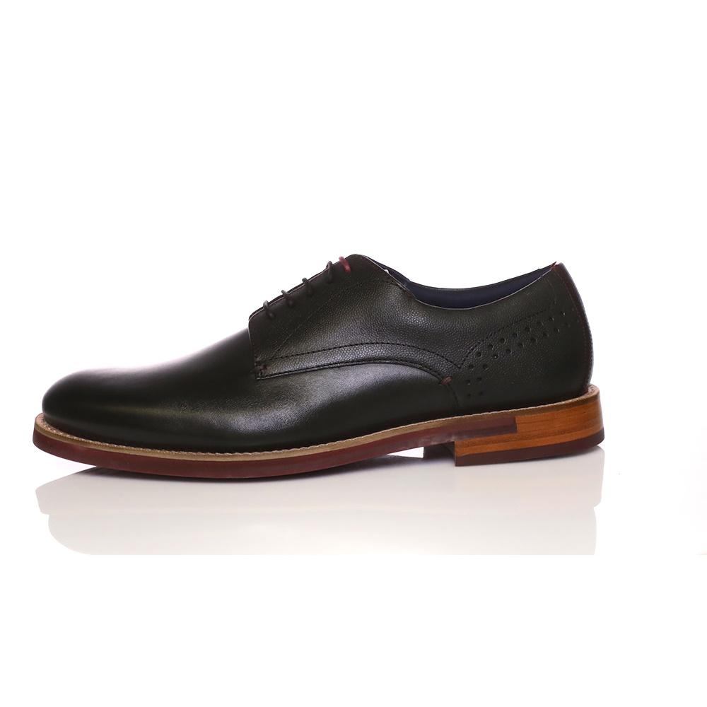 TED BAKER – Ανδρικά παπούτσια TED BAKER JHORGE μαύρα