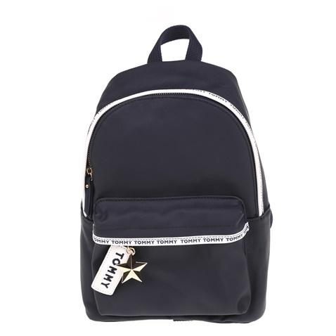 356152d553 Γυναικεία τσάντα πλάτης TOMMY HILFIGER LOGO MINI μπλε (1660708.0-021e)