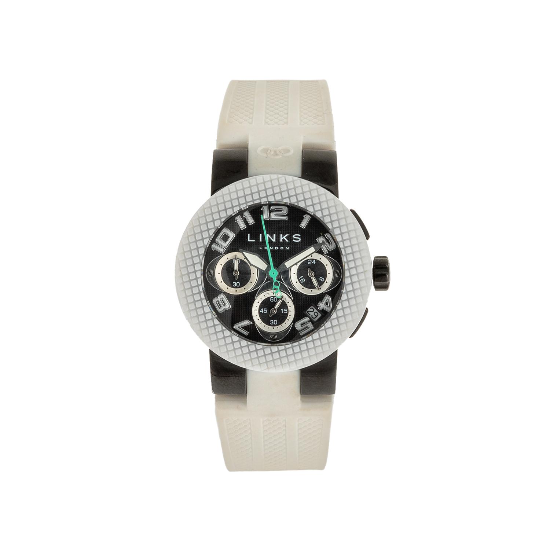 LINKS OF LONDON - Unisex ρολόι Sport Excess LINKS OF LONDON λευκό
