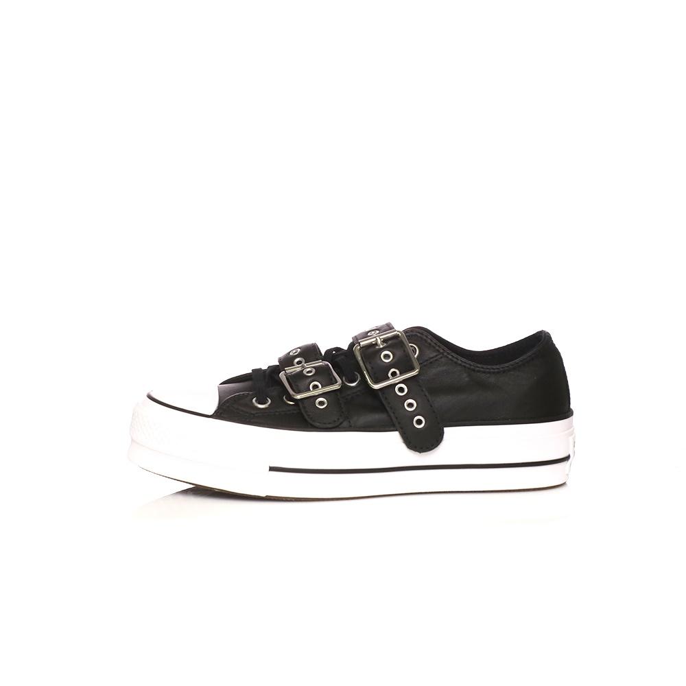 CONVERSE – Γυναικεία sneakers Chuck Taylor All Star Lift Buc μαύρα