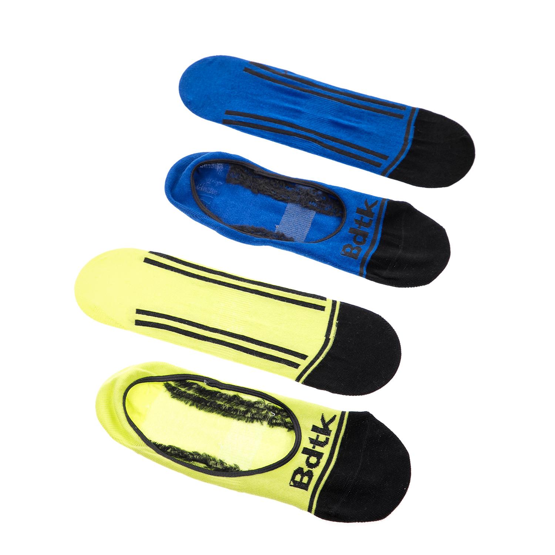 BODYTALK – Σετ σοσόνια 2 τμχ BODYTALK μπλε-κίτρινα