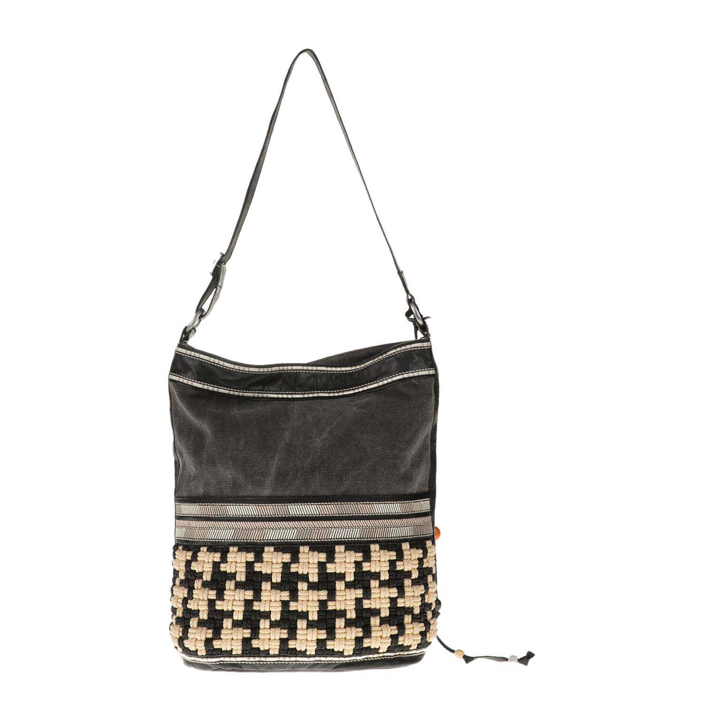 TOMS – Γυναικεία τσάντα ώμου TOMS μαύρη