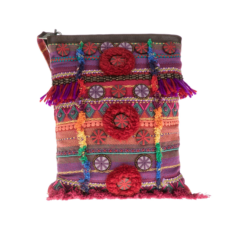 TOMS – Γυναικεία τσάντα ώμου TOMS με πολύχρωμο μοτίβο