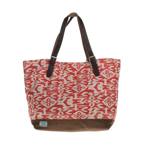Γυναικεία τσάντα ώμου TOMS κόκκινη (1665544.0-4f00)  64ea84e877c