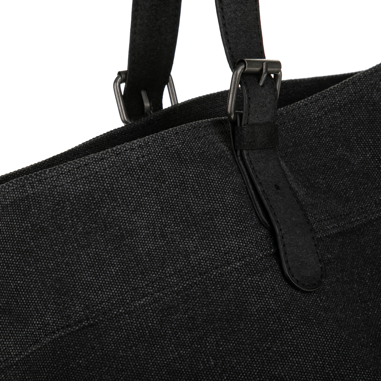 TOMS - Γυναικεία τσάντα ώμου TOMS μαύρη 7d18246705a