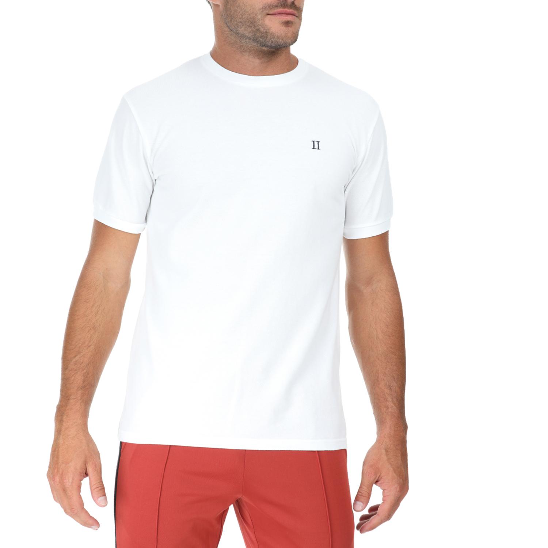 LES DEUX - Ανδρικό t-shirt LES DEUX λευκό
