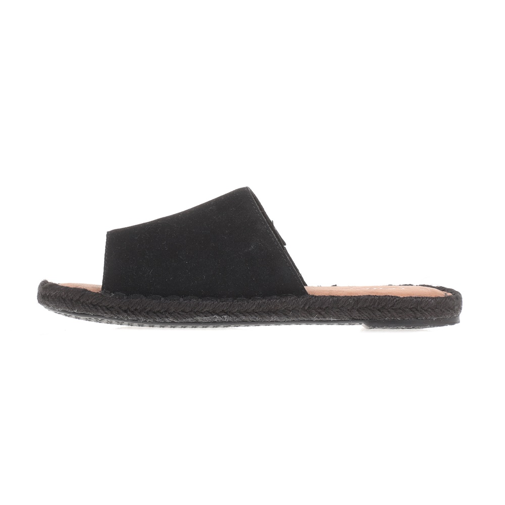 TOMS – Γυναικεία καστόρινα σανδάλια TOMS μαύρα