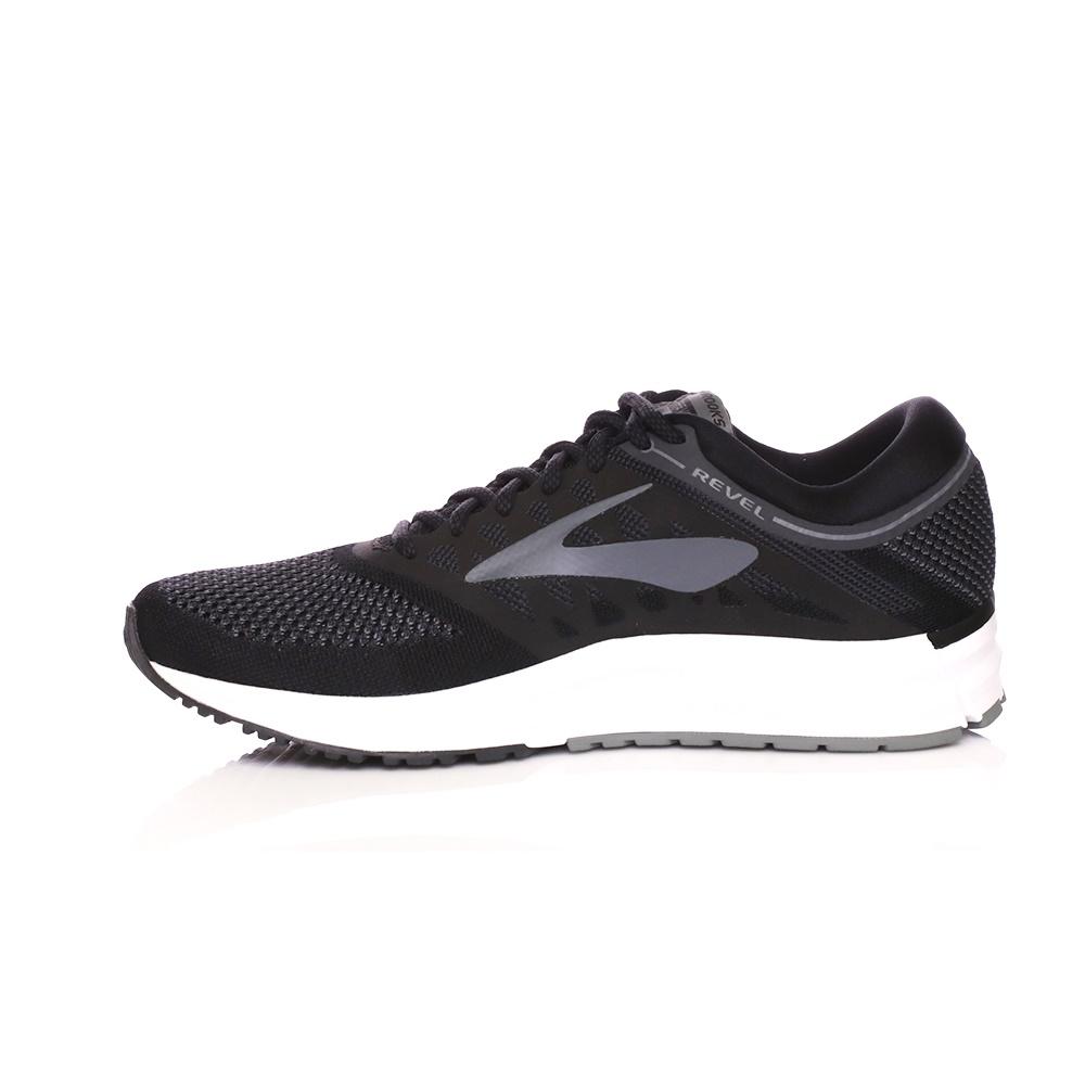 BROOKS – Ανδρικά παπούτσια BROOKS REVEL μαύρα