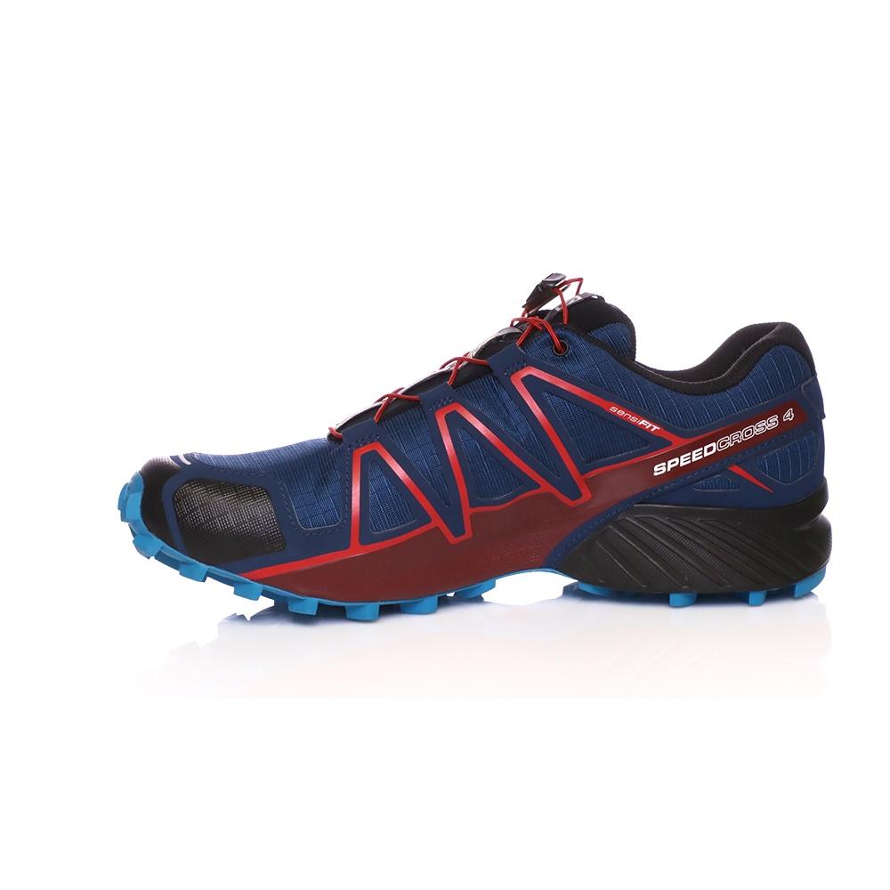 SALOMON – Ανδρικά παπούτσια running SALOMON SPEEDCROSS μπλε