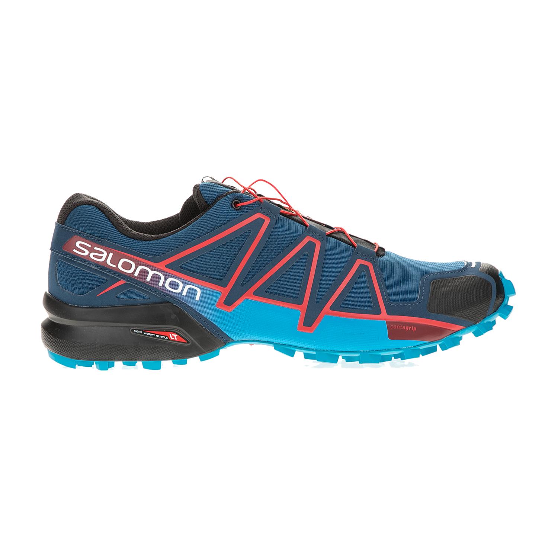 SALOMON – Ανδρικά αθλητικά παπούτσια TRAIL RUNNING SHOES SPEEDCROS SALOMON μπλε