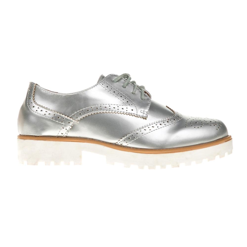 FUNKY BUDDHA – Γυναικεία παπούτσια FUNKY BUDDHA ασημί