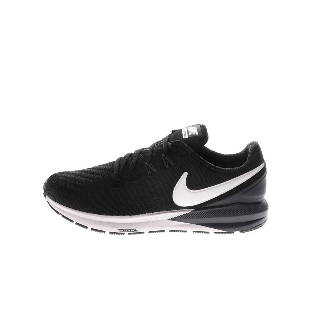NIKE – Γυναικεία παπούτσια running NIKE AIR ZOOM STRUCTURE 22 μαύρα