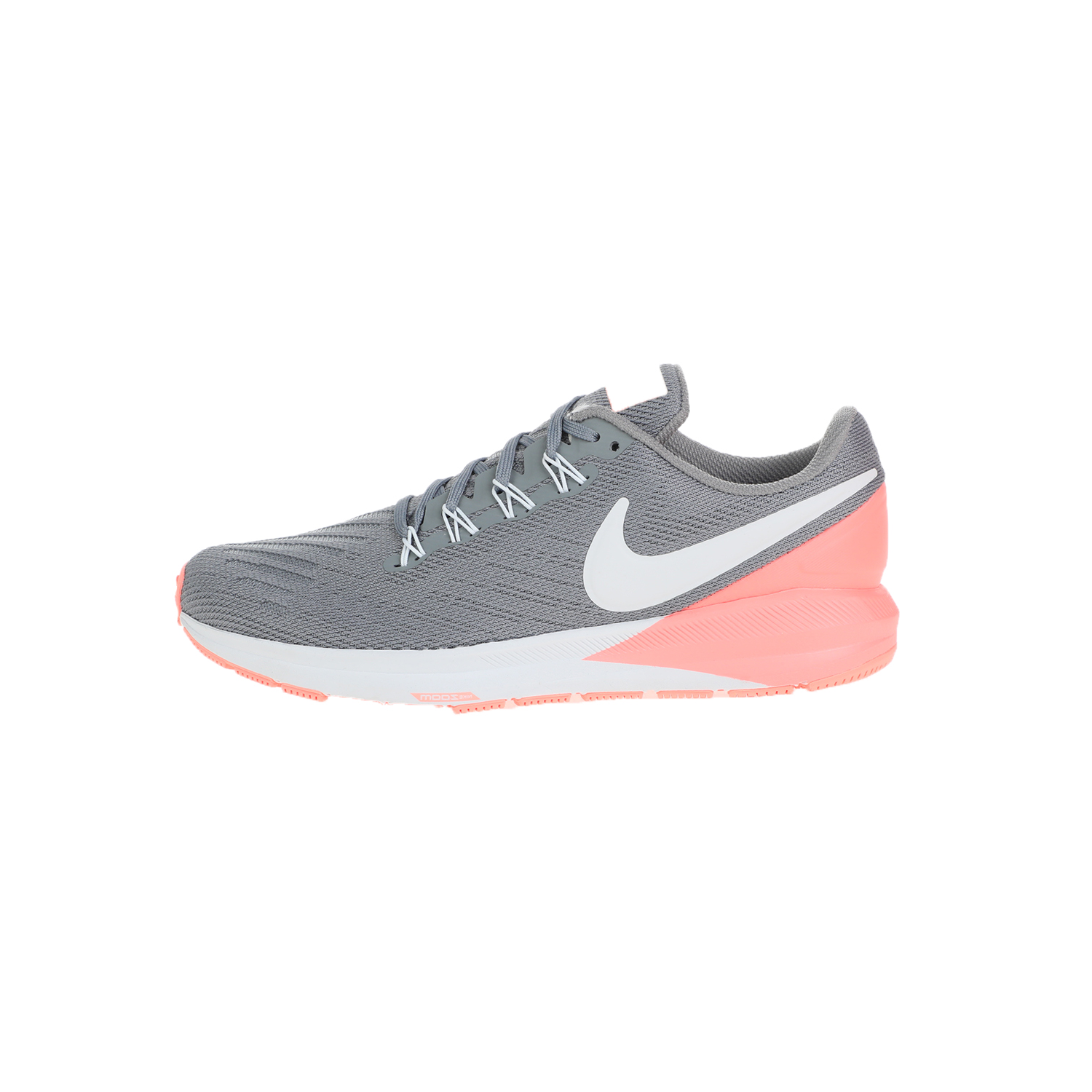 NIKE – Γυναικεία running παπούτσια NIKE AIR ZOOM STRUCTURE 22 γκρι